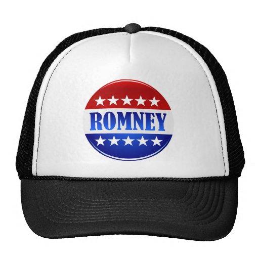Mitt Romney 2012 Gorras