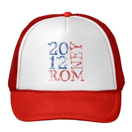 Mitt Romney 2012 Gorro