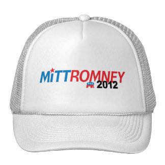 Mitt Romney 2012 Gorros