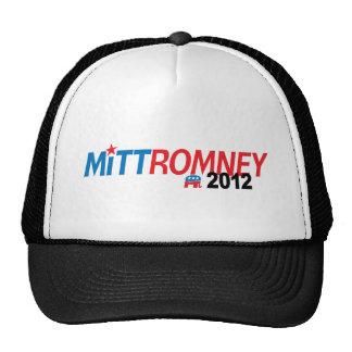 Mitt Romney 2012 Gorros Bordados