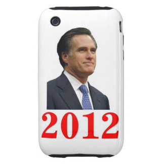 Mitt Romney 2012 iPhone 3G, 3GS Skin iPhone 3 Tough Cover