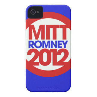 Mitt Romney 2012 iPhone 4 Cover