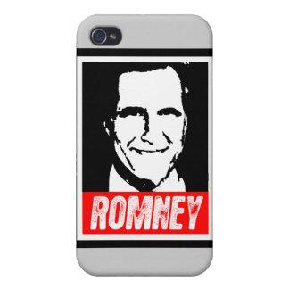 MITT ROMNEY 2012 iPhone 4 COVER