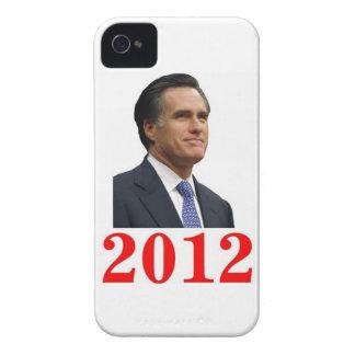Mitt Romney 2012 iPhone 4S Skin Case-Mate iPhone 4 Cases