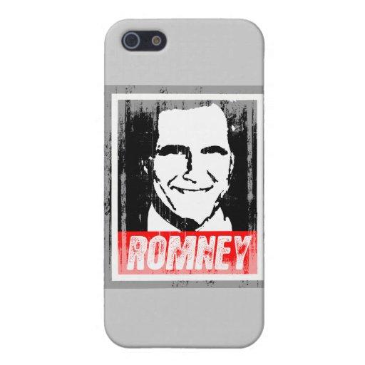 MITT ROMNEY 2012 iPhone 5 CARCASA