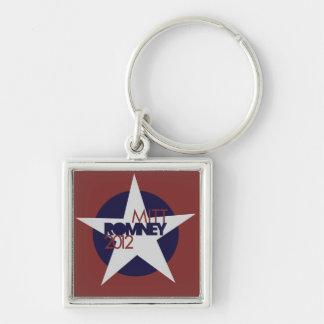 Mitt Romney 2012 Keychain