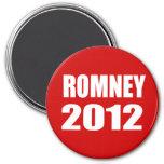 MITT ROMNEY 2012 MAGNETS