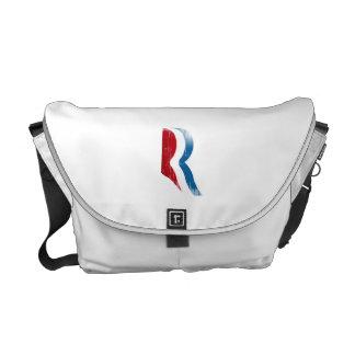 Mitt Romney 2012 Courier Bag