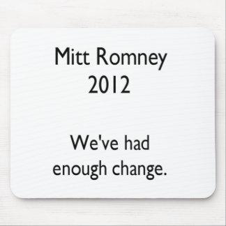 mitt romney 2012 mouse pad