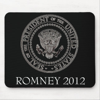 Mitt Romney 2012 Mouse Pads