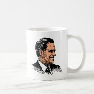 Mitt Romney 2012 Classic White Coffee Mug
