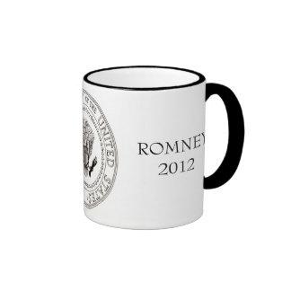 Mitt Romney 2012 Mugs
