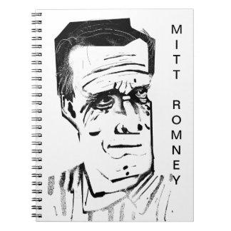 MITT ROMNEY 2012 NOTEBOOK