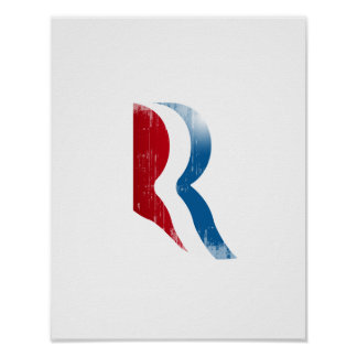 Mitt Romney 2012 Impresiones