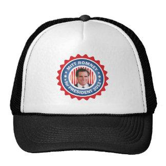 Mitt Romney 2012 para el presidente de los E.E.U.U Gorras De Camionero