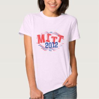 MITT Romney 2012 Patriotic Shirt