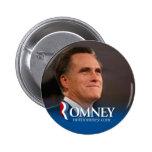 Mitt Romney 2012 - pinback de la foto