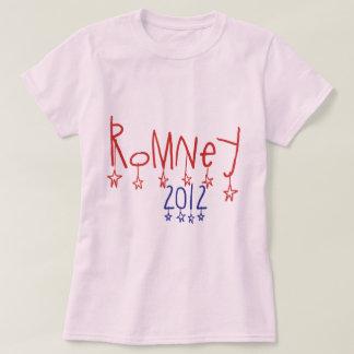 Mitt Romney 2012 Playera