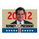 Mitt Romney 2012 Postal