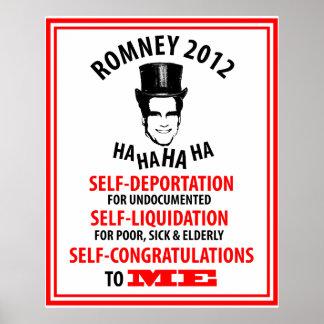 Mitt Romney 2012 Posters