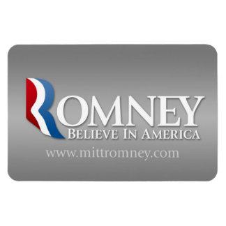 Mitt Romney 2012 - President Vinyl Magnet