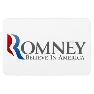 Mitt Romney 2012 - President Rectangular Photo Magnet