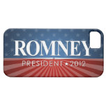 Mitt Romney 2012 - Presidente Funda Para iPhone 5 Barely There