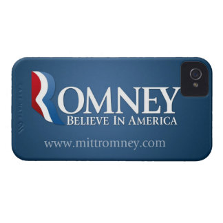 Mitt Romney 2012 - Presidente Case-Mate iPhone 4 Funda