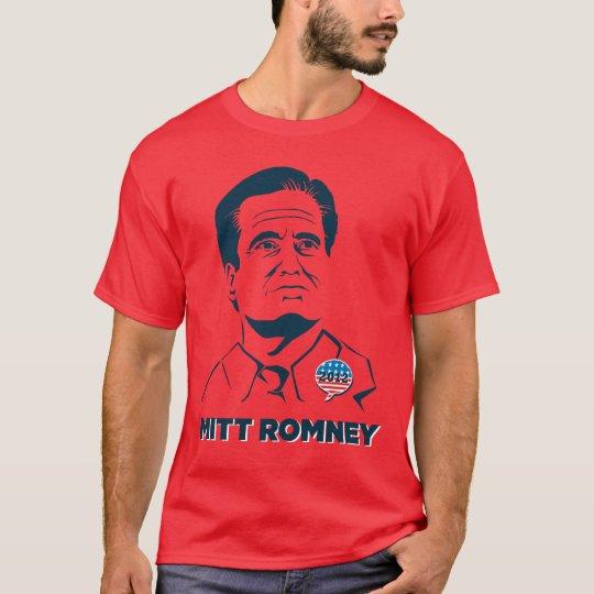 Mitt Romney 2012 Presidential Election T-Shirt
