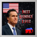 Mitt Romney 2012 Print