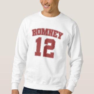 Mitt Romney 2012 Pullover Sweatshirt
