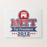 Mitt Romney 2012 Puzzle