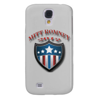 Mitt Romney 2012 red Samsung Galaxy S4 Case