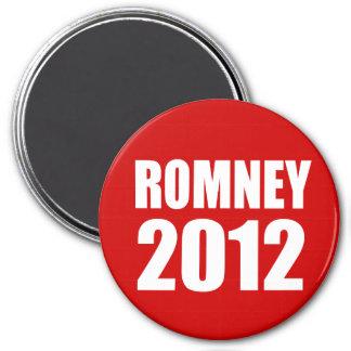 MITT ROMNEY 2012 REFRIGERATOR MAGNET