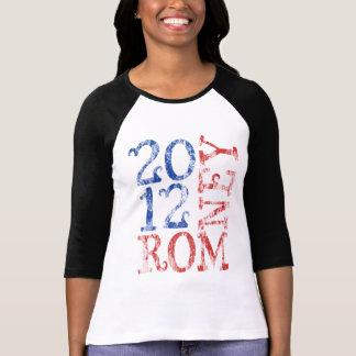 Mitt Romney 2012 Remeras