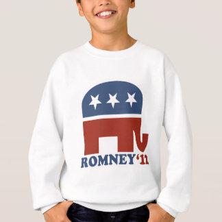 Mitt Romney 2012 Republican Elephant Sweatshirt