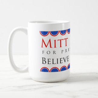 Mitt Romney 2012 Republican Presidential Candidate Coffee Mug