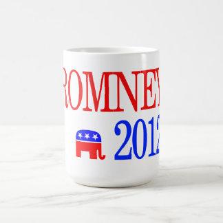 Mitt Romney 2012 Republican Presidential Candidate Coffee Mugs