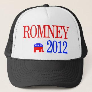 Mitt Romney 2012 Republican Presidential Candidate Trucker Hat