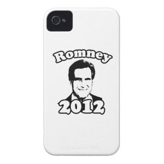 Mitt Romney 2012 Retro Case-Mate Blackberry Case