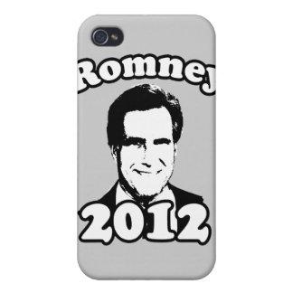 Mitt Romney 2012 Retro Covers For iPhone 4