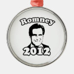 Mitt Romney 2012 retro Ornamente De Reyes
