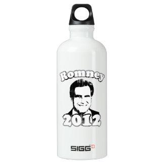 Mitt Romney 2012 Retro SIGG Traveler 0.6L Water Bottle
