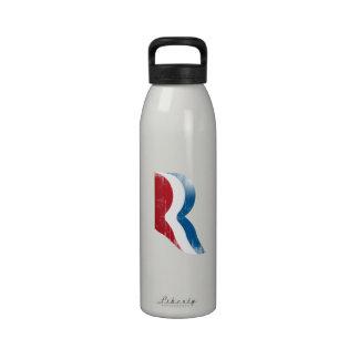 Mitt Romney 2012 Reusable Water Bottles