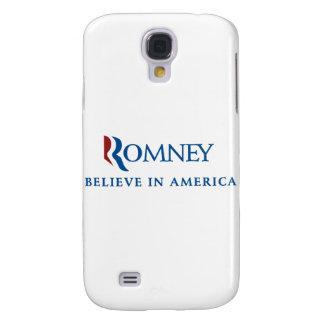 Mitt Romney 2012 Samsung Galaxy S4 Cases