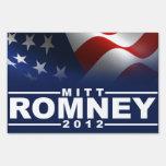 Mitt Romney 2012 Sign