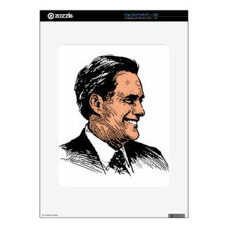 Mitt Romney 2012 iPad Skin