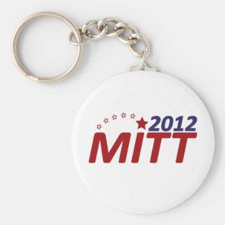 Mitt Romney 2012 star Keychain