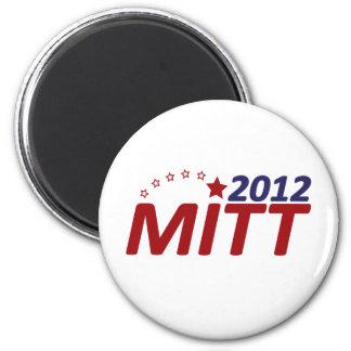 Mitt Romney 2012 star Fridge Magnet