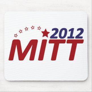 Mitt Romney 2012 star Mouse Pad